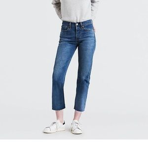 Wedgie Fit Straight Women's Jeans LEVI'S® PREMIUM